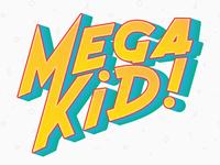MEGAkid Logo