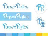 Paper Bytes Brand Redesign