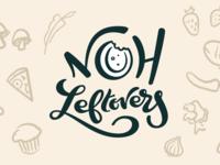Noh Leftovers Logo