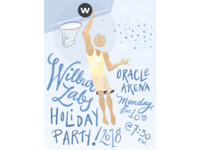 Art for WL Holiday Party Invite