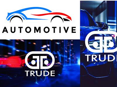 AUTOMOTIVE । BRANDING । CAR LOGO logo illustration full brand design complete branding brand logo branding design branding brand