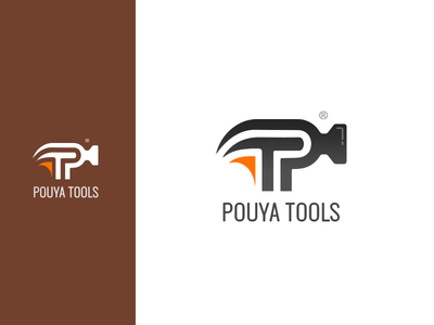 Pouya Tools logo branding diaco design diacodesign logo