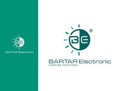 Bartar Electronic Logo branding logo design branding and identity diacodesign logo