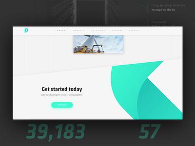 WIP Homepage footer homepage web green energy renewables