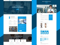 Business Analysis Agency Website