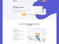 Sass website design