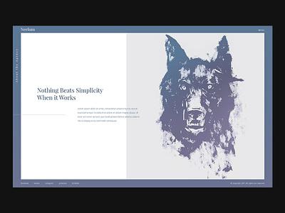 Neelum hero area hero design banner hero banner website design web design
