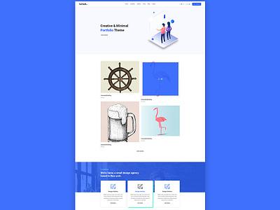 Savar business agency agency website portfolio design portfolio agency website design web design