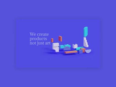 Netrix Showreel fonts interactions illustration product works sample responsive mobile idea contact motion animation app platform website uxtrends uitrends ui ux showreel