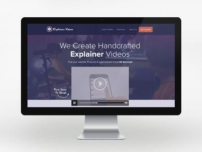 Video Website WIP