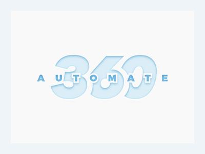 Automate 360 logo