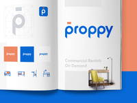 Proppy - Brand guide WIP