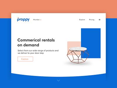 Proppy - Website