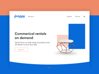Proppy - Website