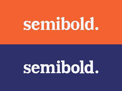 Semibold Typemark options font serif type typeface logo saurabhuxd india
