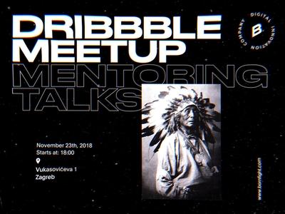 Dribbble Meetup Zagreb