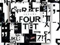 UNKNWN x Four Tet - D&AD