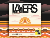Layers: Sunset BBQ - D&AD