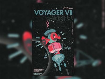 Voyager VII - Badkiss