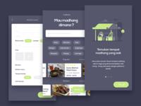 Madhang : Community-based culinary information sharing