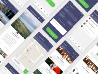 Travel startup apps