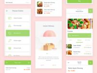 Simple Food app exploration