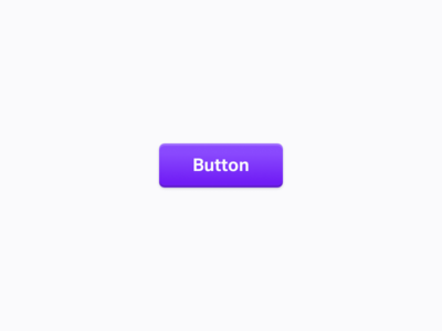 Button with 3D effect