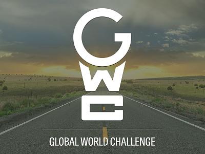 GWC Logo Presentation hot-air shape balloon logo gwc challenge world global