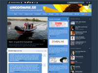 New front page - Ungdomar.se