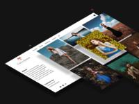 Boichuk Photo – Portfolio site for professional photographer