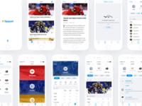 Slovak major league -Tipsport League - Screens compilation