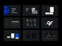 GoodRequest Branding - Black style guide
