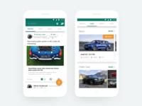Blinnker Android - Social network