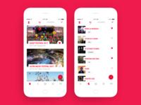 Festy - iOS App