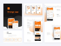 My Orange App Case Study