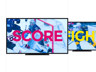 Tipsport Hockey League Visuals tv design smarttv goodrequest fantasy league fantasy sports league hockey ux uiux mobile app mobile mobile app design ui mobile design interface design sport ice icehockey
