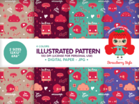 Be Free Pattern Design