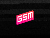 GSM Gradient Logo