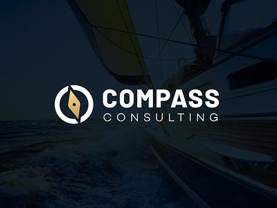 COMPASS Logo branding feedbackplease brand logo design logo