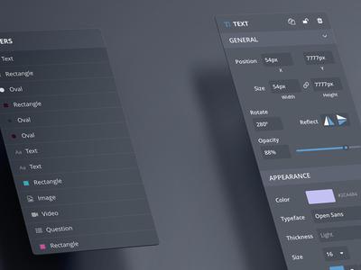 UI Panels for Creator
