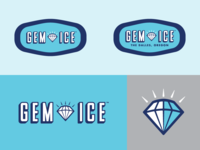 Gem Ice - logo(s) - final cut