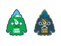 Lost Lake Resort & Campground - '18 merch in progress 2