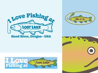 Lost Lake Resort & Campground - '18 merch in progress 5