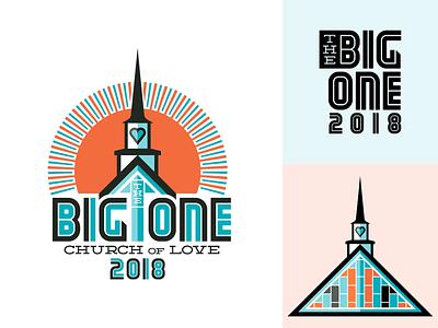 AIGA Alaska - 2018 The Big One identity anchorage spenard church of love awards 2018 the big one aiga alaska identity logo screamin yeti alaska