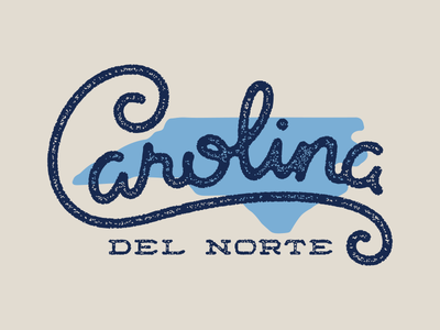 Old North State typography type old north state state tarheel unc hand lettering lettering script north carolina carolina