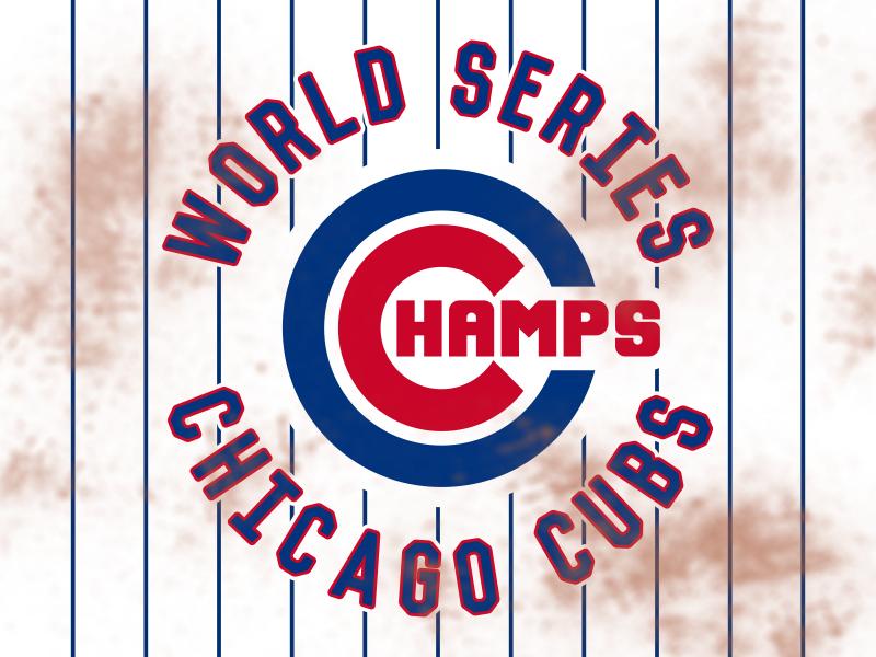 Cubs 2016 champions world series cubs baseball