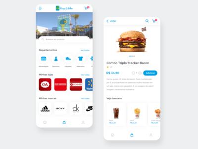 Shop App Conceptual Design