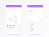 Daily UI-Calendar