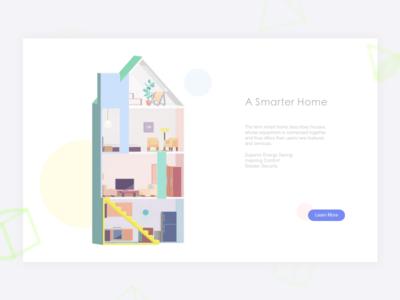 A Smarter Home - light version