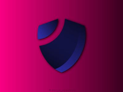 Shield ux ui vector illustration logo branding logo graphic design design business logo branding